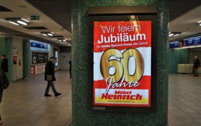 Möbel Heinrich – Möbelhaus geht in die Offensive