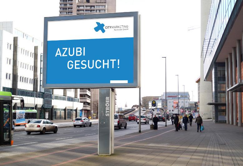 XCM SUCHT AZUBI – Kaufleute für Büromanagement