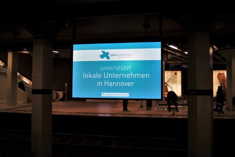 Fahgastfernsehen-Station #supportyourlocal